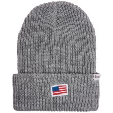 Matix Lincoln Knit Beanie Hat (For Men) in Grey Heather - Closeouts