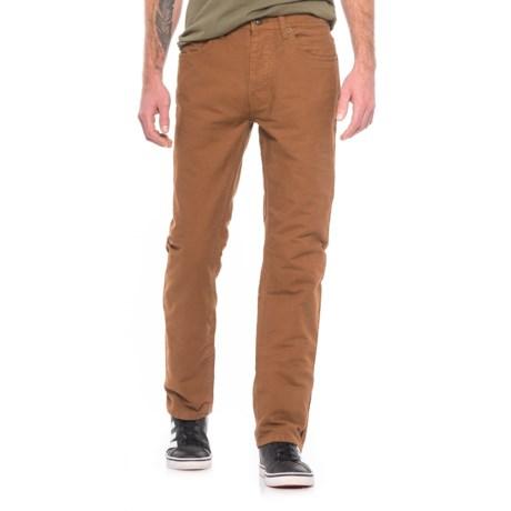Matix Miner Bedford Pants (For Men) in Teak Brown