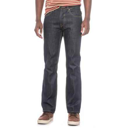 Matix Miner Jeans - Classic Straight Cut, Button Fly (For Men) in Crude - Closeouts