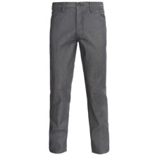 Matix Miner Jeans - Classic Straight Cut, Button Fly (For Men) in Grey Rain - Closeouts