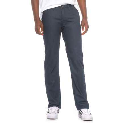 Matix Miner Jeans - Classic Straight Cut, Button Fly (For Men) in Pitch - Closeouts