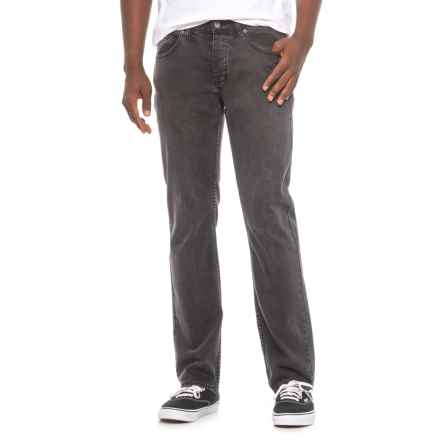 Matix Miner Jeans - Classic Straight Cut, Button Fly (For Men) in Worn True - Closeouts