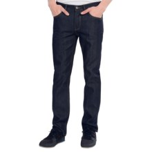 Matix Turkey Gripper Denim Pants - Slim Straight Cut (For Men) in Raw Denim - Closeouts