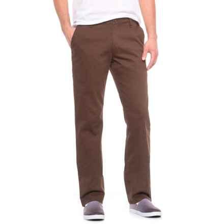 Matix Welder Classic Pants (For Men) in Dark Merlot - Closeouts