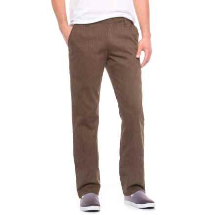 Matix Welder Classic Pants (For Men) in Heather Brown - Closeouts
