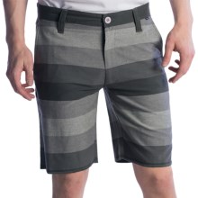 Matix Winchester Shorts (For Men) in Grey - Closeouts