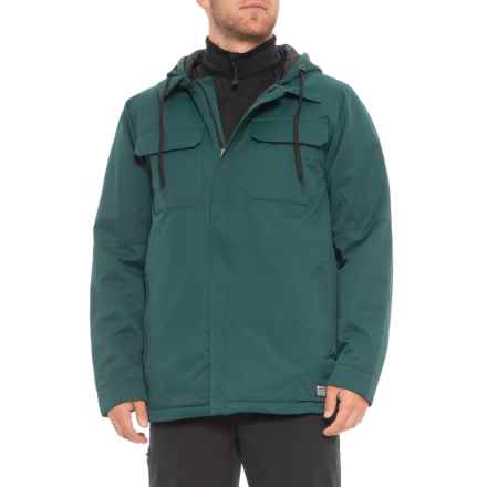 Matix Workman Jacket - Waterproof, Insulated (For Men) in Deep Teal - Closeouts