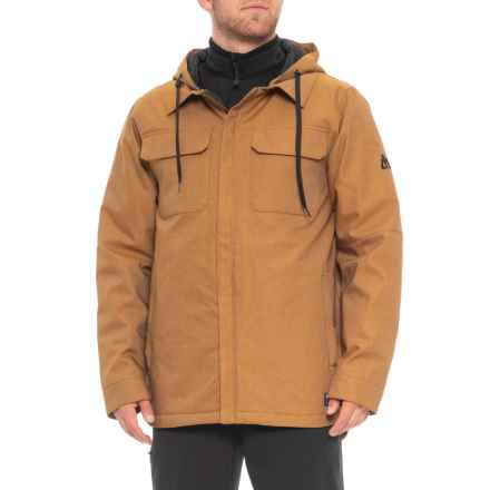 Matix Workman Jacket - Waterproof, Insulated (For Men) in Duck - Closeouts