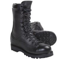 "Matterhorn Gore-Tex® 10"" Leather Field Boots - Waterproof, Insulated, Composite Toe (For Men) in Black - Closeouts"