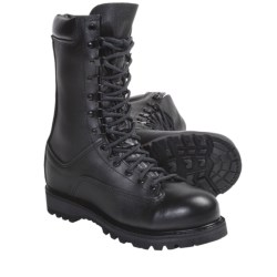 "Matterhorn Gore-Tex® 10"" Leather Field Boots - Waterproof, Insulated, Composite Toe (For Men) in Black"