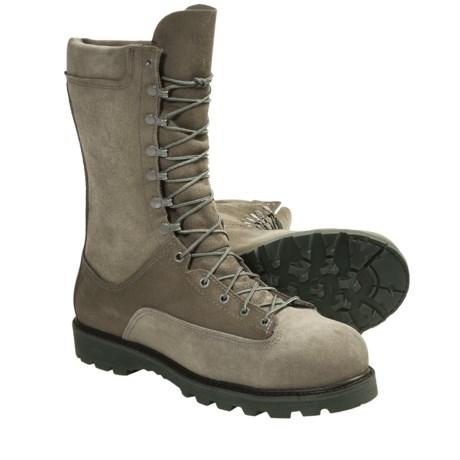 "Matterhorn Gore-Tex® Sage Field Boots - Waterproof, Insulated, 10"" (For Men and Women) in Sage"