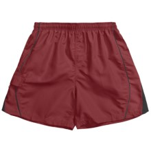 Maui Waves Swim Trunks - Built-In Brief (For Men) in Rust - Closeouts