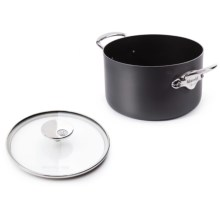 Mauviel 1830 M'stone Ceramic Stew Pot with Lid - 9.8 qt. in See Photo - Closeouts