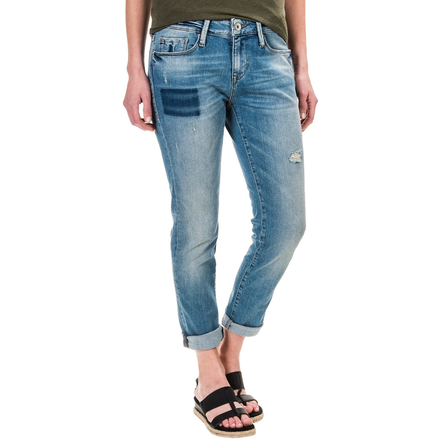 Mavi Ada Boyfriend Jeans (For Women) - Save 62%