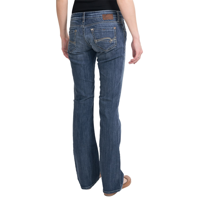 Bootcut Slim Jeans