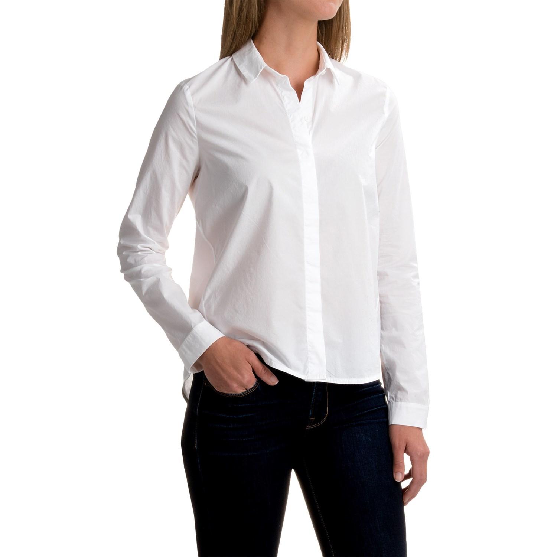 Mavi Classic Button Down Shirt For Women Save 56