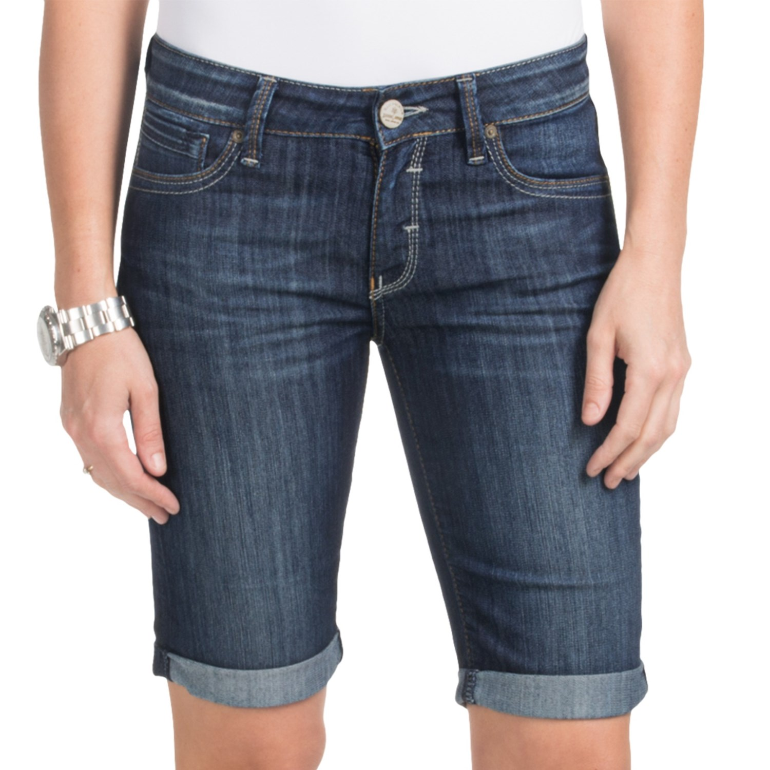 Buy New Denim Bermuda Shorts for Women at Macy's. Shop for Womens Shorts Online at cpdlp9wivh506.ga Free Shipping Available!