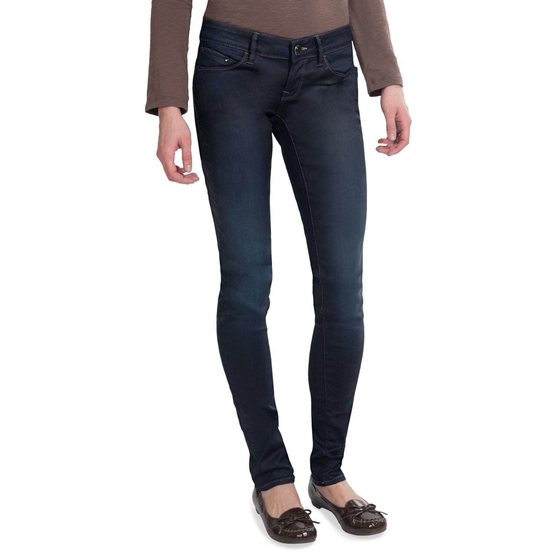mavi gold serena super skinny jeans low rise for women. Black Bedroom Furniture Sets. Home Design Ideas