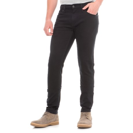 Mavi James Black Brooklyn Jeans (For Men) in Black Brooklyn