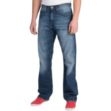 Mavi Matt Mid Cashmere Jeans - Relaxed Fit, Straight Leg (For Men) in Mid Cashmere - Closeouts
