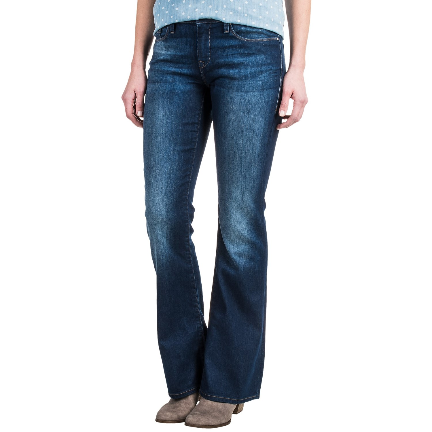 Mavi Molly Classic Bootcut Jeans (For Women) - Save 57%