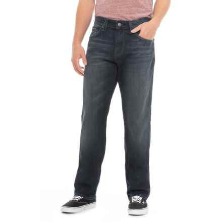 Mavi Myles Deep Brooklyn Jeans (For Men) in Deep Brooklyn - Overstock