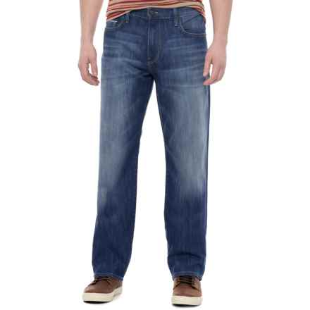 Mavi Myles Jeans - Straight Leg (For Men) in Mid Yaletown - Overstock