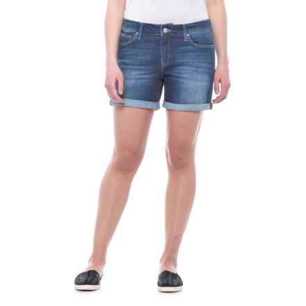 Mavi Sara Shorts (For Women) in Mid - Closeouts