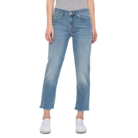 b93ce40ca20 Mavi Shaded Niki Jeans - Straight Leg (For Women) in Shaded