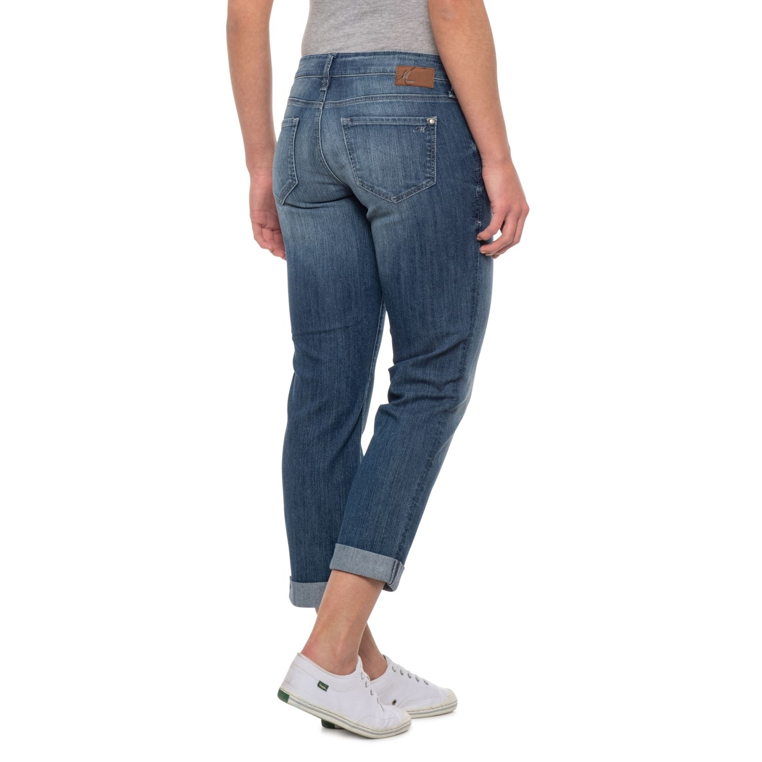 10667955d65 Mavi Used Nolita Sonja Boyfriend Jeans (For Women) - Save 54%