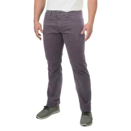 Mavi Zach Pants - Straight Leg (For Men) in Rabbit Twill - Closeouts