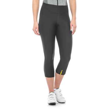 Mavic Aksium Cycling Knickers (For Women) in Black - Closeouts