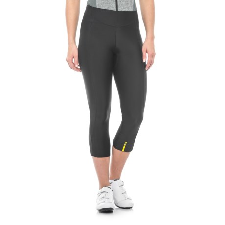 Mavic Aksium Cycling Knickers (For Women) in Black
