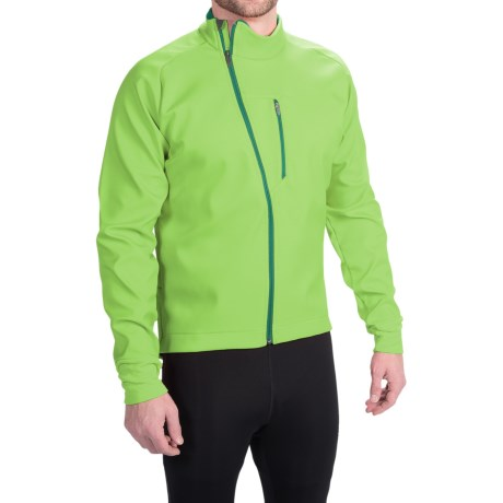 Mavic Aksium Thermo Cycling Jacket (For Men) in Folio