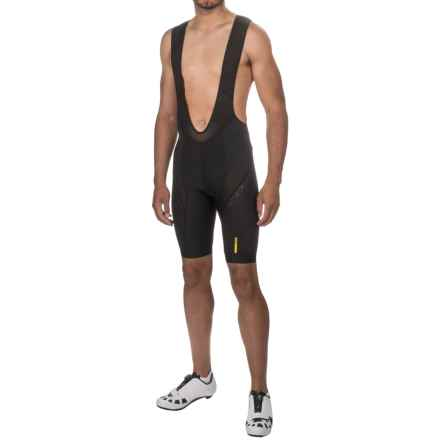 Mavic Cosmic Elite Cycling Bib Shorts (For Men) in Black - Closeouts
