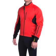 Mavic Cosmic Elite Thermo Cycling Jacket (For Men) in Bright Red - Closeouts