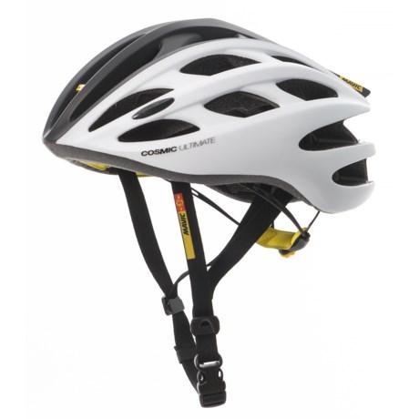 5228b26d3f9 Mavic Cosmic Ultimate II Helmet (For Men) in White/Black