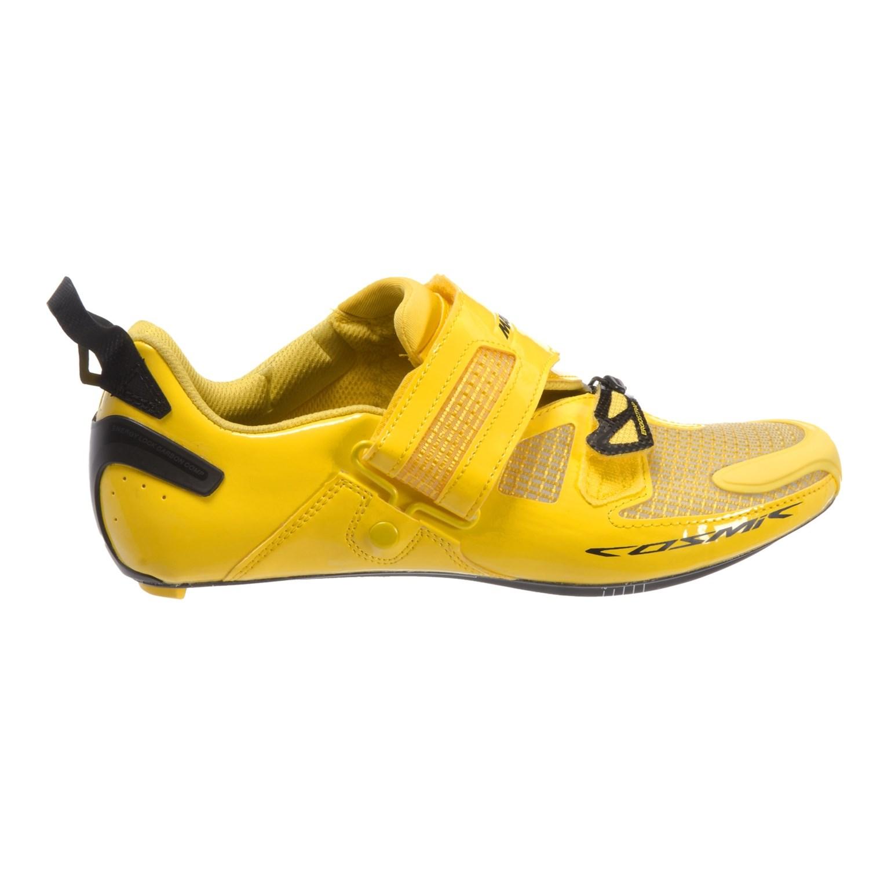 37c8901cb1e Mavic Cosmic Ultimate Tri Cycling Shoes (For Men) - Save 78%