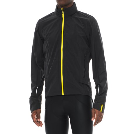 Mavic Crossmax Pro H20 Cycling Jacket - Waterproof (For Men) in Black