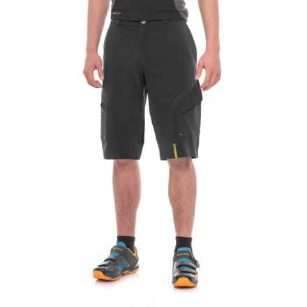 Mavic Crossmax Pro Mountain Bike Shorts (For Men) in Black - Closeouts