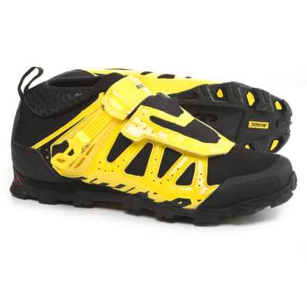 Mavic Crossmax XL Pro Mountain Bike Shoes - SPD (For Men) in Yellow Mavic/Black/Black - Closeouts