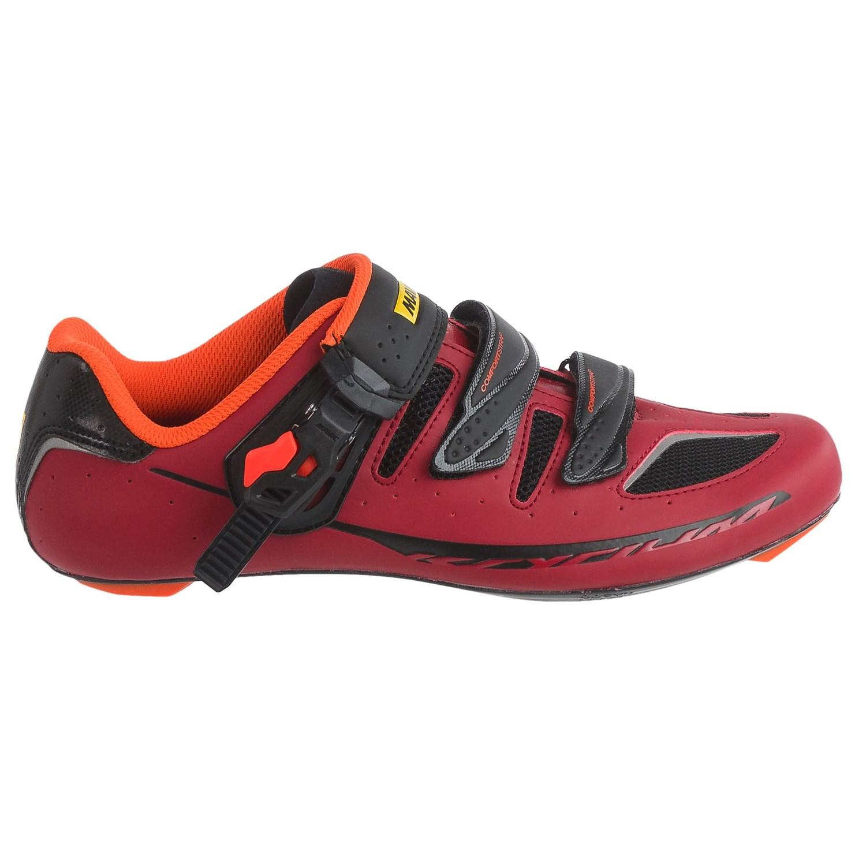Mavic Ksyrium Shoes Review