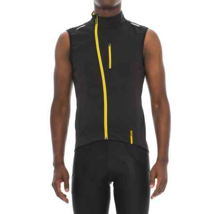 Mavic Ksyrium Pro Cycling Vest (For Men) in Black - Closeouts