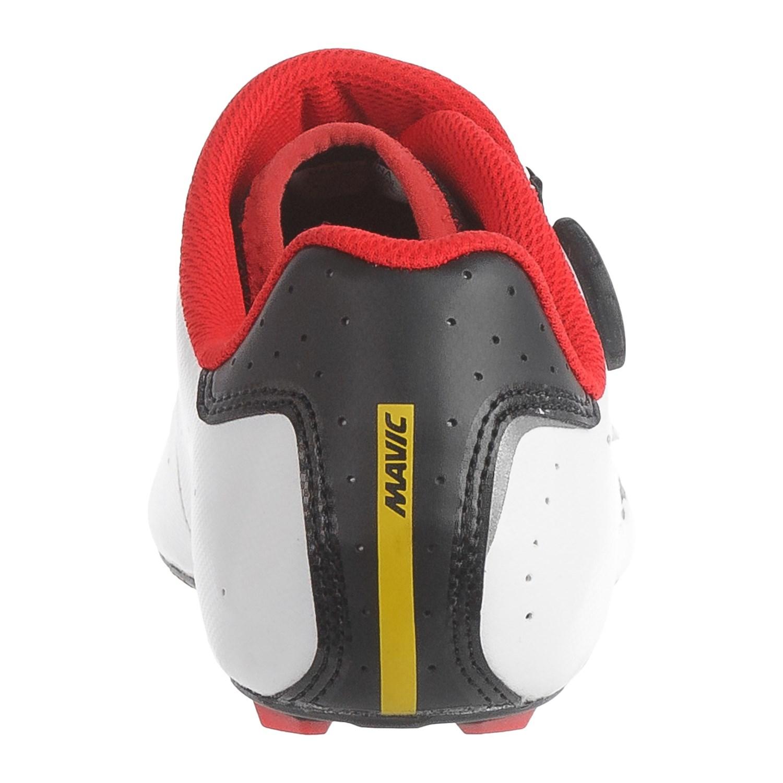 Mavic Ksyrium Pro Ii Road Shoes Review