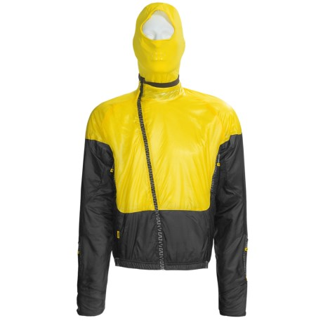 Mavic Propane Cycling Jacket (For Men) in Yellow/Black