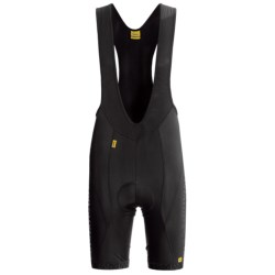 Mavic Sprint Cycling Bib Shorts (For Men) in Black