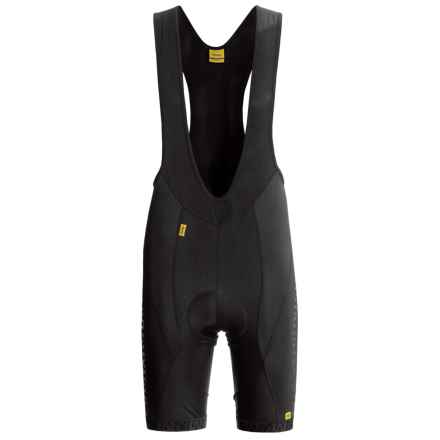 Mavic Sprint Cycling Bib Shorts (For Men) in Black - Closeouts
