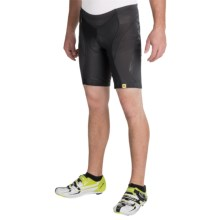 Mavic Sprint Cycling Shorts (For Men) in Black/Black - Closeouts