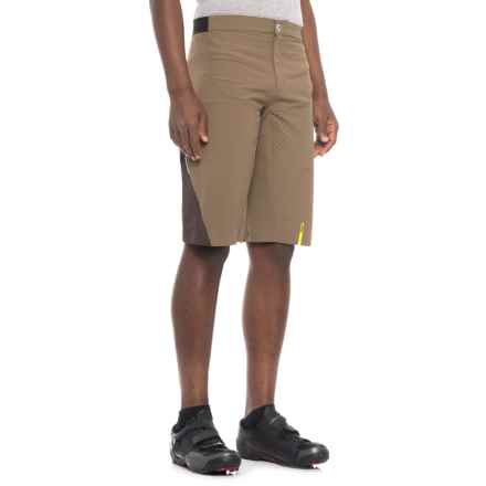 Mavic XA Pro MTB Shorts (For Men) in Canteen/After Dark - Closeouts