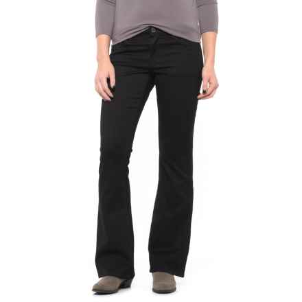 Max Jeans Modern Bootcut Pants (For Women) in Black - Closeouts